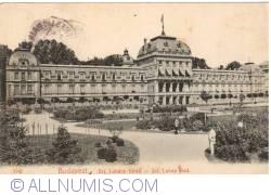 Imaginea #1 a Budapesta - Băile termale Sf. Luca (Szt. Lukács fürdő) (1928)