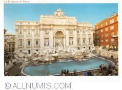 Image #2 of Rome  - Trevi Fountain by Nicola Salvi