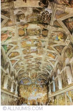 Image #1 of Vatican - Sistine Chapel (Cappella Sistina)