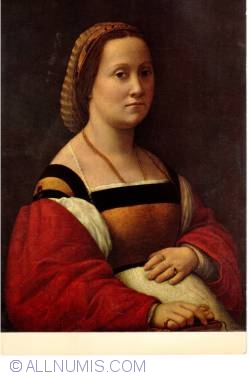 Imaginea #1 a Florenţa - Galleria Palatina - Raffaello Sanzio - La donna gravida