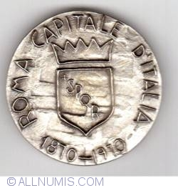 Image #2 of Centennial of the Capture of Rome