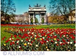 Image #1 of Milan - Arch of Peace (Arco della Pace)