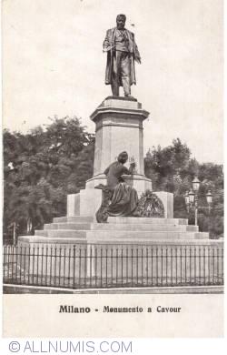 Imaginea #1 a Milano -  Monumentul lui Cavour (Monumento a Cavour)
