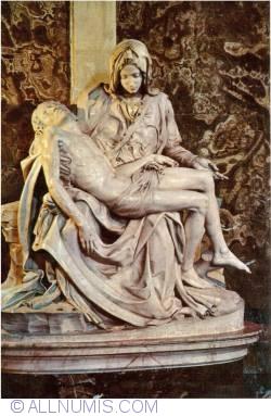 Image #1 of Vatican - Saint Peter's Basilica-La Pietà