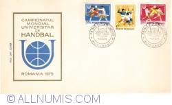 Image #1 of Jocurile Mondiale Universitare de Handbal