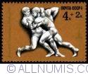 Image #2 of 4 + 2 Kopecks - Greco-Roman Wrestling