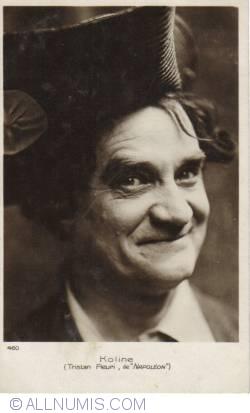 """Image #1 of Nicolas Koline as Tristan Fleuri in """"Napoléon"""""""