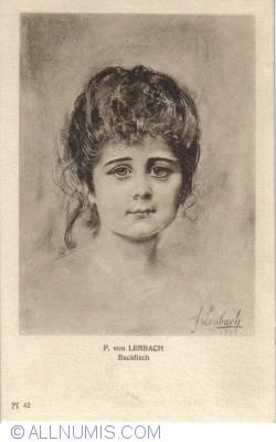 Image #2 of F. von Lenbach - Backfisch
