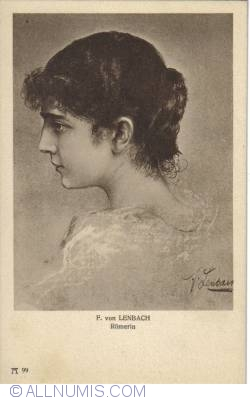 Image #2 of F. von Lenbach - Romerin