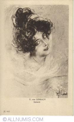 Image #2 of F. von Lenbach - Saharet
