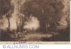 Image #1 of Paris -  Corot - UNE MATINEE - 1907