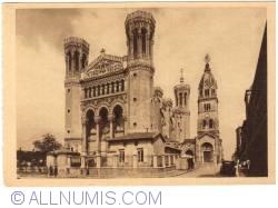 Imaginea #2 a Lyon - Basilica  Notre-Dame de Fourvière (Yvon 24)