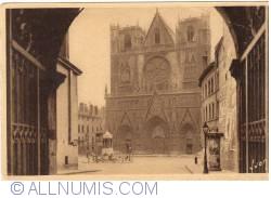 Imaginea #2 a Lyon - Catedrala Saint-Jean-Baptiste de Lyon (Yvon 3)
