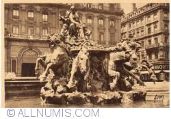 Imaginea #1 a Lyon - Fontaine Bartholdi (Yvon 42)