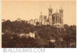 Imaginea #2 a Lyon - Absida Bazilicii  Notre-Dame de Fourvière (Yvon 49)