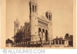 Imaginea #2 a Lyon - Basilica  Notre-Dame de Fourvière (Yvon 8)