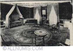 Image #1 of Malmaison - Chamber of the First Consul, in the Tuileries (Chambre du premier Consul aux Tuileries)