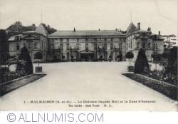 Image #1 of Malmaison - The castle – East Front (Le Château, façade Est)