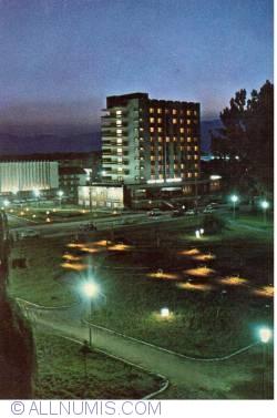 "Image #1 of Miercurea Ciuc - Hotel ""Bradul"" (1983)"