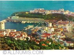 Image #1 of Monaco - Quai Antoine 1er and the port