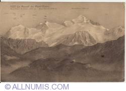 Image #1 of Mont Blanc - 1913