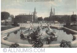 Imaginea #2 a Nantes - Piaţa Duchesse-Anne - La Place de la Duchesse-Anne