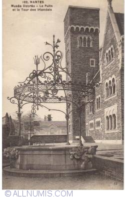Imaginea #1 a Nantes - Muzeul Dobree - Musée Dobrée