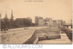 Imaginea #1 a Nantes - Docul Spitalului - Quai de l'Hôpital