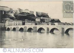 Image #2 of Namur - Citadel and Meuse - La Citadelle et la Meuse