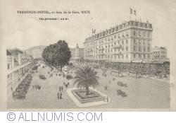 Nisa - Hotelul Terminus - Hôtel Terminus