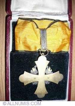 Image #2 of Silver Cross of the Order of the Phoenix - Type I (1926-1935)