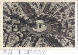 Imaginea #2 a Paris - Arcul de Triumf - L'Arc de Triomphe