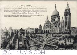 Imaginea #1 a Paris - Bazilica Sacré-Cœur din Montmartre - Basilique du Sacré-Cœur de Montmartre
