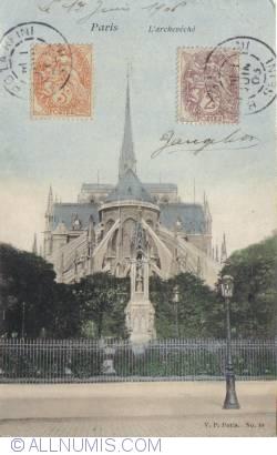 Imaginea #2 a Paris - Arhiepiscopia -  L'Archevêché