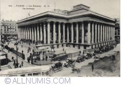 Imaginea #1 a Paris - Bursa - La Bourse
