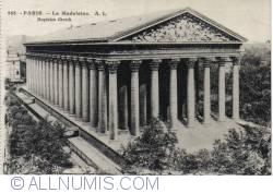 Imaginea #2 a Paris - Biserica Madeleine - La Madeline