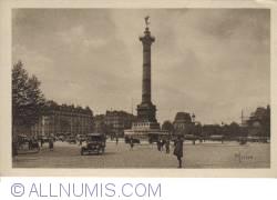 Image #1 of Paris - Bastille Square and Column of July - Place de la Bastille. Colonne de Juillet