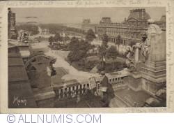Image #2 of Paris - Gardens of Louvre - Les Jardins du Louvre