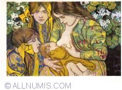 Image #1 of Stanisław Wyspiański - Motherhood