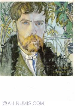 Image #2 of Stanisław Wyspiański - Self-portrait