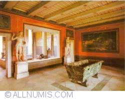 Image #2 of Potsdam - Sanssouci - Roman bath - Atrium