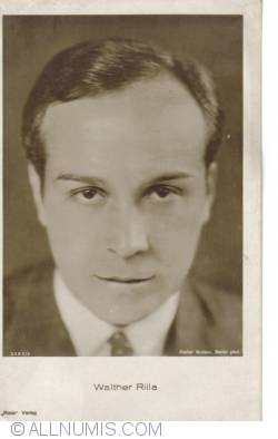 Walther Rilla