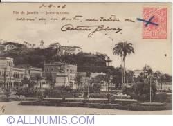 Image #1 of Rio de Janeiro - Gloria Garden (Jardim da Glória) (1906)