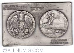 1914 - TRATATATUL DE PACE BUCURESTI