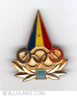 1970 - CERCURILE OLIMPICE NIVELUL III
