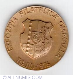 Image #1 of Constantin Brancusi 1876-1976 Expozitia filatelica omagiala
