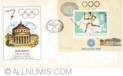 Image #1 of Preolimpiada - Munchen - Flacara Olimpica pe traseul tarii noastre