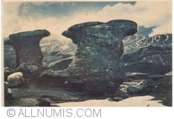 """Image #1 of Bucegi Mountains - """"Babele"""""""