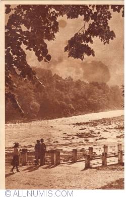 Image #1 of Căciulata - View of the river Olt