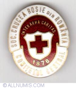Image #1 of SOC. Romanian Red Cross - Central committee - 1876